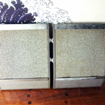 RobErTs 8Ω 1x8 VinTaGe SpeakErs X2   FreeUPS for sale