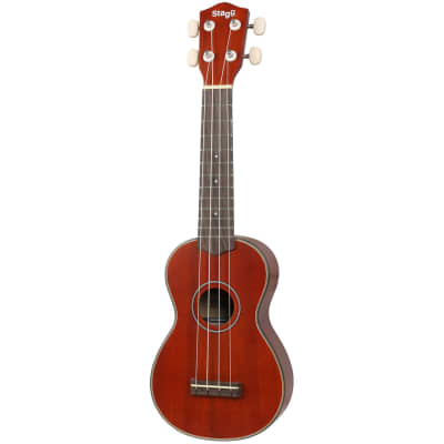 Stagg US40-S Soprano ukulele for sale