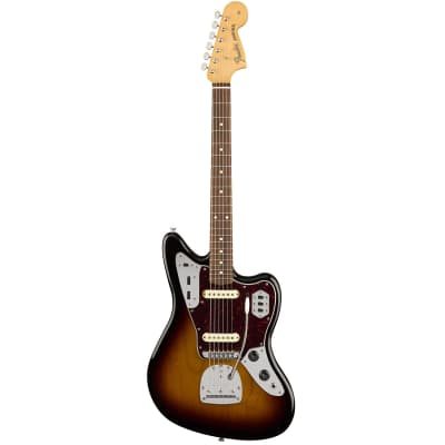 Fender Classic Player Jaguar Special HH  Pau Ferro 3 Tone Sunburst for sale
