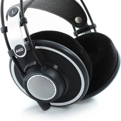 AKG K702 - Open-back Dynamic Reference Headphones