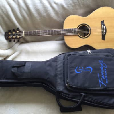 Fairclough Electro Star Parlour Acoustic 2010 for sale