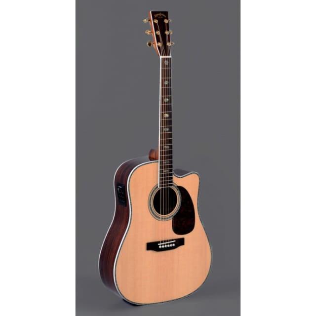 Sigma DRC-14E Dreadnought Acoustic Electric Guitar image