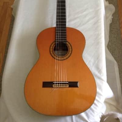 Sakurai No. 5 classical guitar 1976 for sale