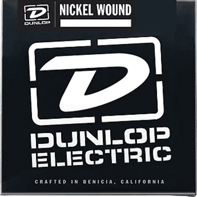 Dunlop DGX01 Plain Steel Electric Guitar String Assortment (Box of 168)