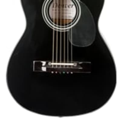 Denver 3/4 Guitar - Black for sale