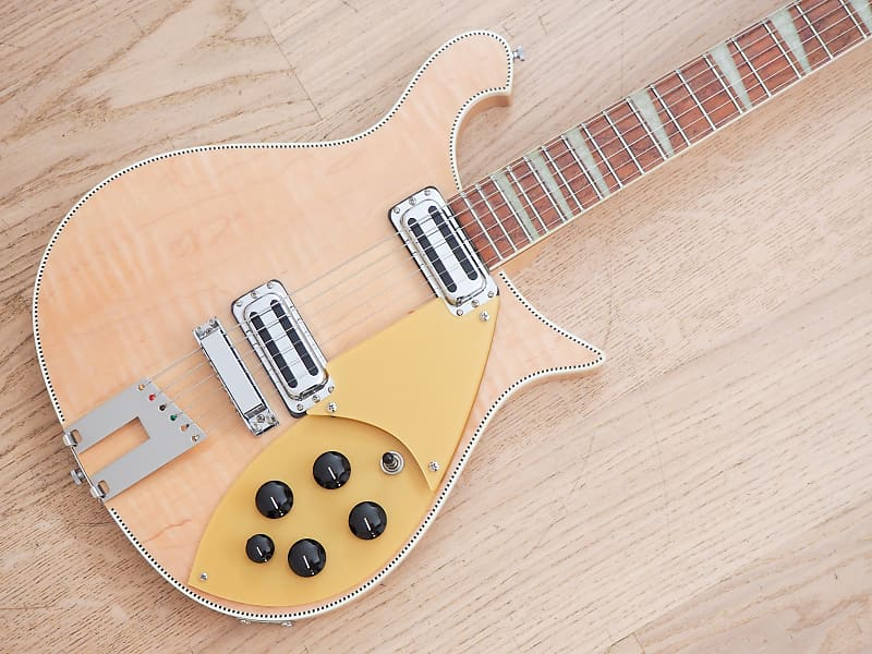 Guitar Pickups Near Me : 2007 rickenbacker 660 mapleglo electric guitar toaster reverb ~ Russianpoet.info Haus und Dekorationen