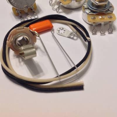 Brilliant Prs Se Custom 22 Essentials Wiring Kit Cts Orange Drop Reverb Wiring Digital Resources Instshebarightsorg