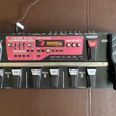 Boss RC-300 Loop Station 2014- used for 2 hours only