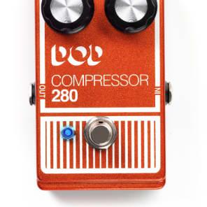 DOD Compressor 280 Guitar Pedal for sale