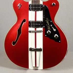 Duesenberg Mike Campbell II New Red/White for sale