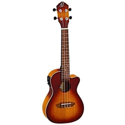 Ortega Guitars EARTH SERIES, 4-String Ukulele