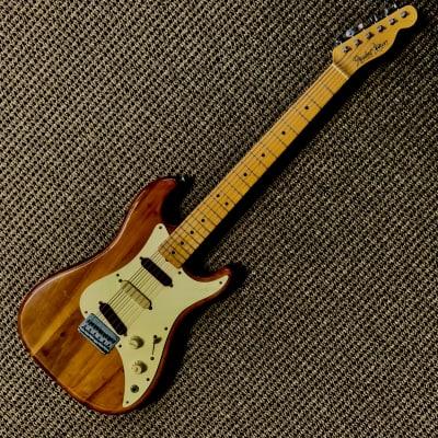 Incredibly Rare Stunning 1983 US Vintage Fender Bullet S3 Walnut for sale