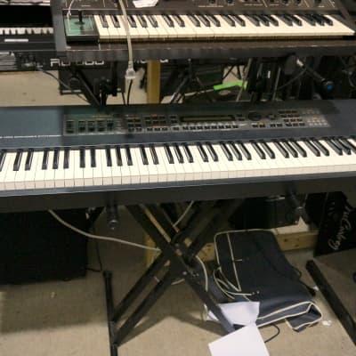 Roland XV-88 128-Voice 88-Key Expandable Digital Synthesizer Keyboard Workstation xv88