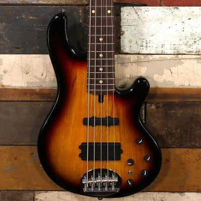 Lakland Skyline 55-02 3-Tone Sunburst Rosewood