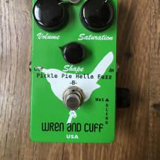 Wren and Cuff Pickle Pie Hella Fuzz B