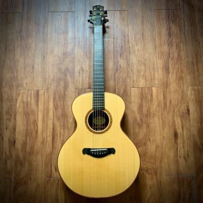 Bamburg FSC  2013 Concert Acoustic German Spruce/Sapele w/ Ameritage Case for sale