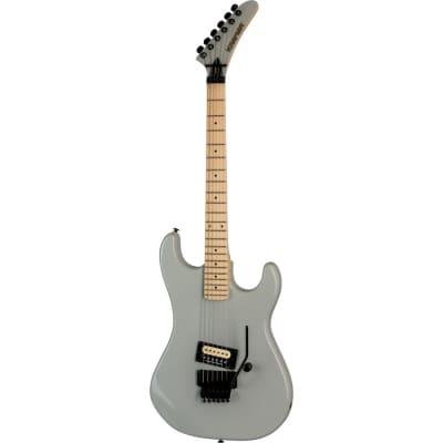 Kramer Guitars Original Collection Baretta Vintage Pewter Gray MN Electric Guitar for sale