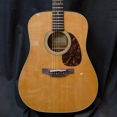 NEW Takamine EF340S-TT Thermal Top Acoustic Electric Guitar w/ TLD-2 Preamp