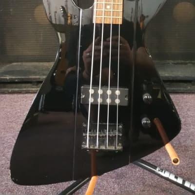 Dean Demonator Metalman Classic Black Bass RARE for sale