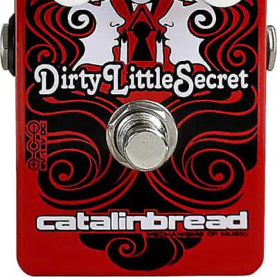 Catalinbread Catalinbread Dirty Little Secret MkIII,  Red