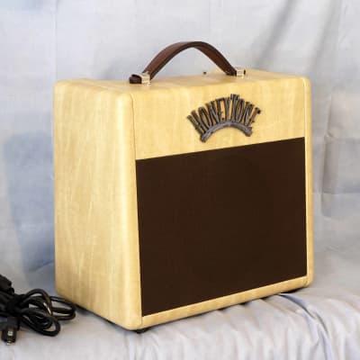 Danelectro Honeytone HT-50 90's Beige Rare