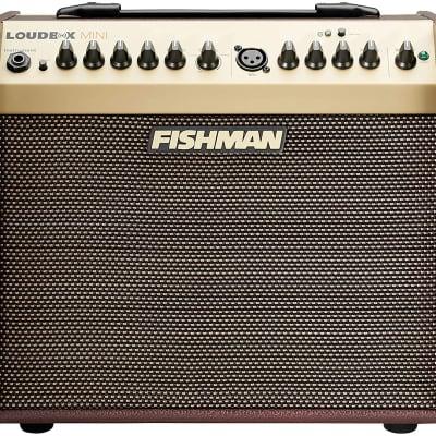 Fishman PRO-LBT-500 - Loudbox Mini with Bluetooth 60W Amplifier
