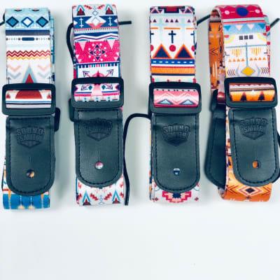 Sound Smith Ukulele Strap - Aztec 2019 for sale