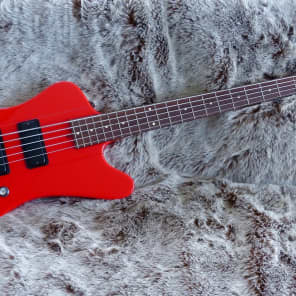 Mike Lull T5 2010 T-Bird Style Bass - Stu Cook Creedence Clearwater Revival for sale