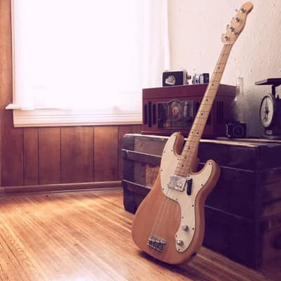 Fender Telecaster Bass 1973 Natural for sale