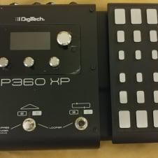 DigiTech RP360XP Guitar Multi-Effect Pedal 2015 Black