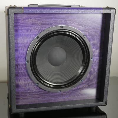 Tonewood Mango Purple Graphite-Plum 1x12 Weber DT12  w/Direct Out