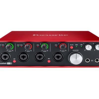 Focusrite Scarlett 18i8 (2nd Gen) Audio Interface