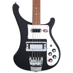 Rickenbacker 4003S Matte Black for sale