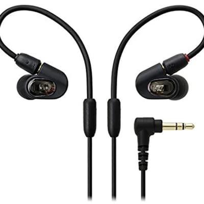 Audio-Technica ATH-E50 Professional In-Ear Monitor Headphone New