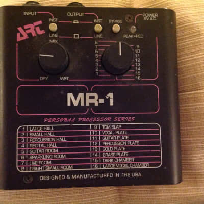 ART MR-1 Digital Reverb for sale