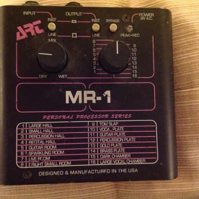 ART MR-1 Digital Reverb for sale