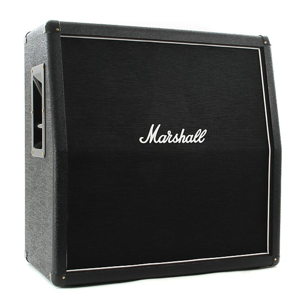 marshall mx412a 4x12 240 watt 16 ohm angled guitar speaker reverb. Black Bedroom Furniture Sets. Home Design Ideas