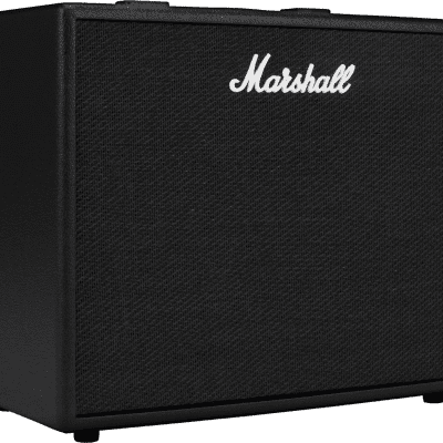 "Marshall Code 50 Digital 50-Watt 1x12"" Modeling Guitar Combo 2020 Black"