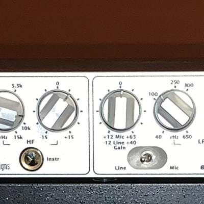 Toft Audio Designs AFC-2 Dual Pre/EQ