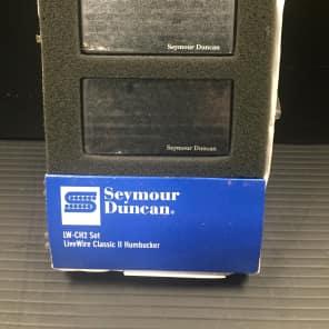 Seymour Duncan LW-CH2s LiveWire II Classic Humbucker Black Cover