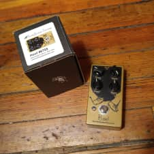 EarthQuaker Devices Hoof Fuzz Germanium/Silicon Hybrid Guitar Effects Pedal #6705