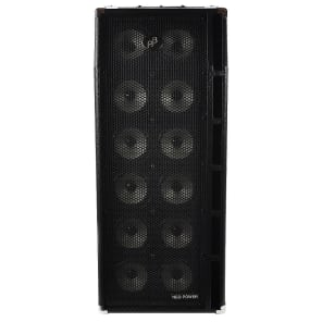 "Phil Jones BG-800 12x5"" 750-Watt Roadcase Bass Combo"