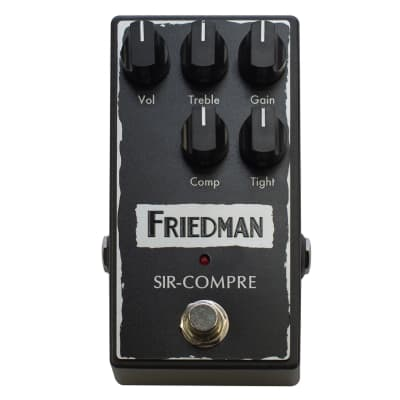 Friedman Amplification Sir-Compre Effects Pedal for sale