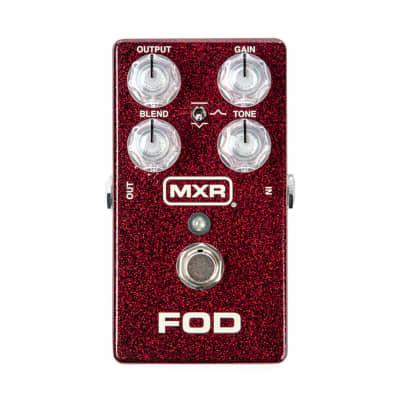 MXR M251 FOD Overdrive Pedal