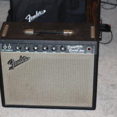 Vintage1967 Fender Princeton Reverb 2-Channel 12-Watt 1x10