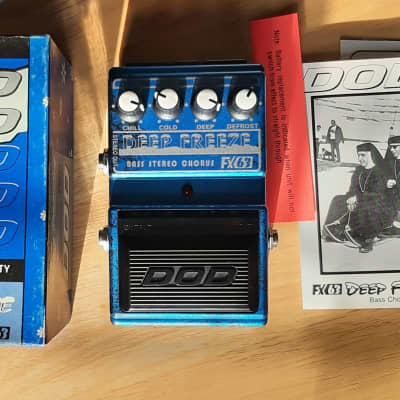 DOD FX-64 Deep Freeze Chorus ( Jason Lamb era ) for sale