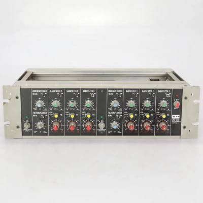 Klein and Hummel UE-400 2-Channel Parametric Equalizer