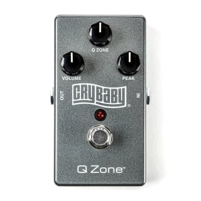 MXR QZ1 Cry Baby Q Zone Fixed Wah Guitar Effects Pedal