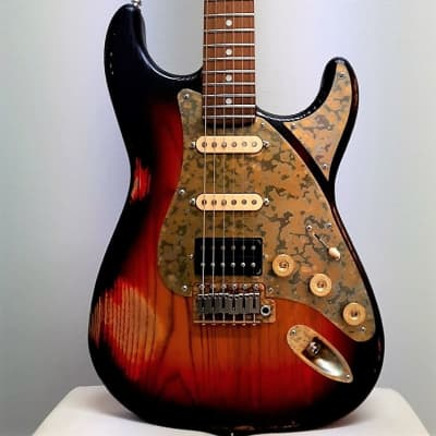 Paoletti Stratospheric Loft HSS, Aged Sunburst for sale