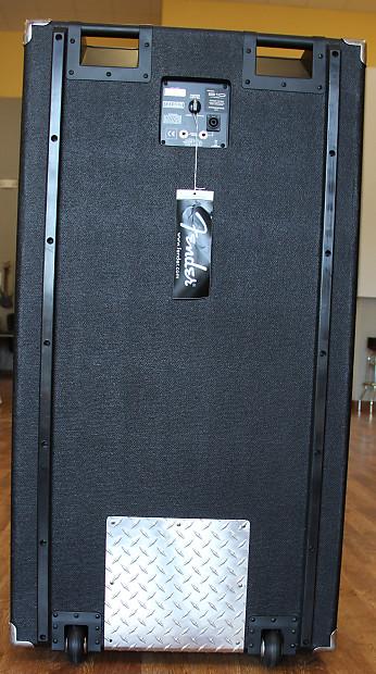 Fender 810 pro 8x10 bass cabinet austin bazaar reverb for 8x10 kitchen cabinets